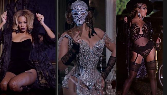 Beyoncé Tells Us How Pretty Hurts