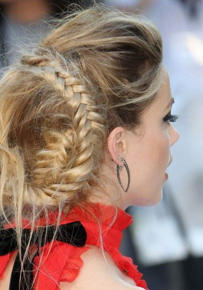"Try these ""grown up"" braids"