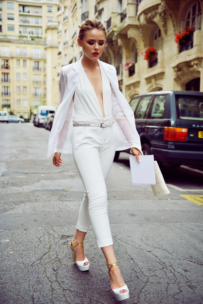 kayture all white