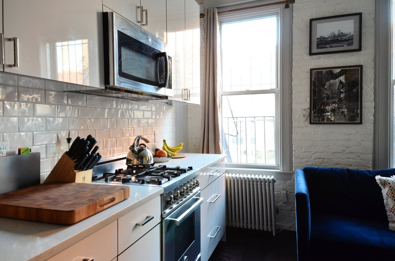 Be INspired by… this 350 sq foot apartment