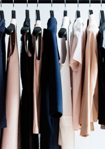 How to organize your shit (err clothes) using the Marie Kondo method