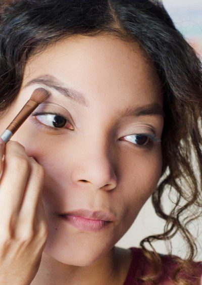 Trick to plucking the perfect brows