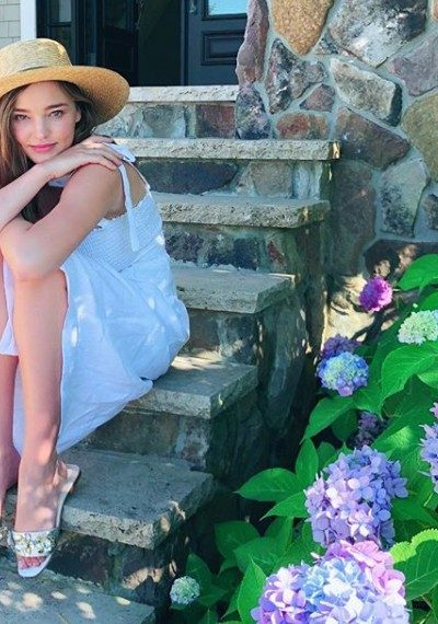Be INspired by… Miranda Kerr's Wardrobe and Style